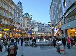 arn graben Wien