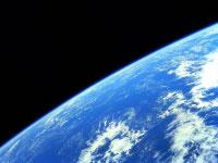 Jorden sett från rymden