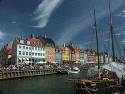 Köpenhamn - Nyhavn