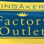 Vingåkers factory outlet – fabriksförsäljning av märkeskläder- öppettider