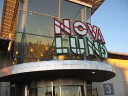 Nova Lund köpcentrum