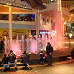 Heron City köpcentrum och upplevelsecentrum i Huddinge