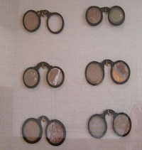 Tyska glasögon från 1500-talet