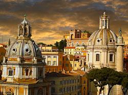 Rom är mer än bara intressanta butiker och marknader...