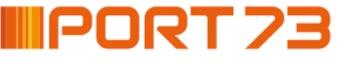 Port 73 logo