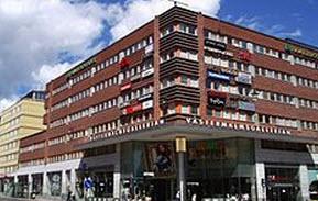 Västermalmsgallerian på Kungsholmen