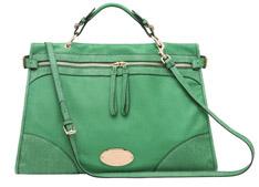 Smaragdgrönt var högsta mode förra hösten och fungerar i år också