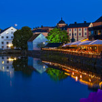 Gottsunda centrum i Uppsala är en modern galleria