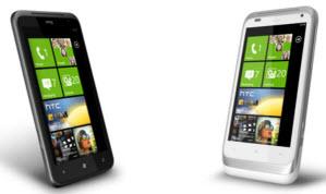 HTCs senaste windowsmobiler