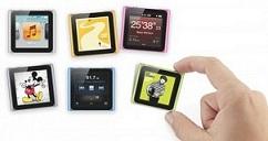Ipod Nano är relativt billig