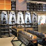 Dockers på PK-huset – chinos, skor, skjortor, etc.