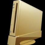 Nintendo Wii guld