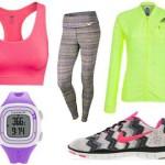 Sportmode– träningskläder herr och dam 2017