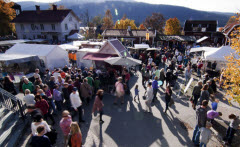 Höstmarknad i Åre