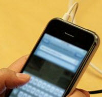 Gammal iPhone