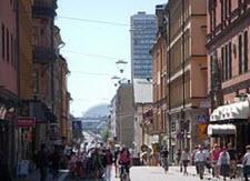 Bild på Götgatan