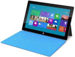 Surface i blå version