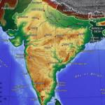 Karta Indien