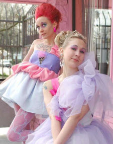 Candy Glam-modeller