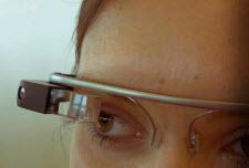 Project Glass - Googles super-trendiga bågar