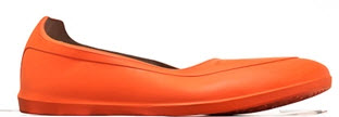 Swim orange galosch