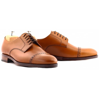 Semi brogue skor