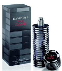 Davidoff flaska och förpackning