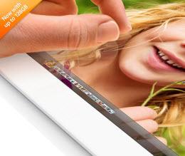 iPad 4 med 128 Gigabytes hårddisk
