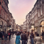 Shoppingtips London – olika event att hålla ögonen på under året