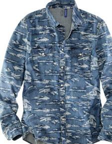 Jeansskjortor är hetare än på länge för såväl herrar som damer fd43ba1a8ceb6