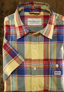 Ralph Lauren skjorta med mönster