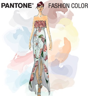 Pantones trendrapport - färger 2015