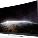 Bästa stora TV:n 2014 – LG böjd OLED med Ultra HD