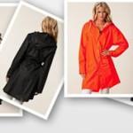 Regnkappor dam 2018 – trendigaste märket är inte bara snyggt utan också billigt