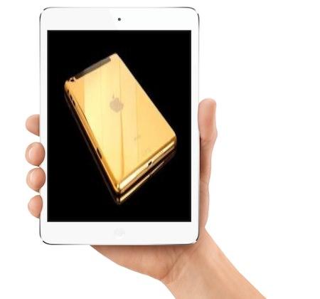 Kommer nya iPad i fler färger?