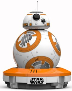 Bb 8 Sphero leksak