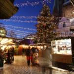 Julmarknaden i Lübeck 2018