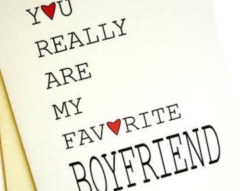 alla hjärtans dag presenter till pojkvän