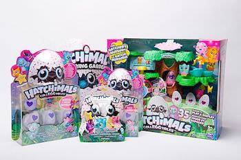 Hatchimals leksak