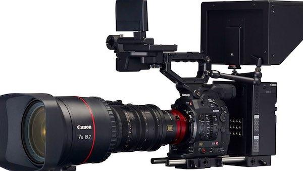 Canon eos 8K