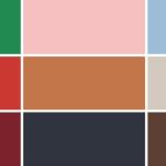 Höstfärger 2021 – dammode och herrmode