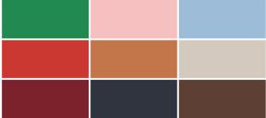 De höstliga färgerna 2021